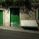 THE GREEN STOP by June Ferrol
