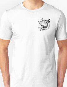 Vintage Shark Tooth Logo T-Shirt