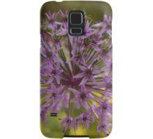 Allium firework  Samsung Galaxy Case/Skin