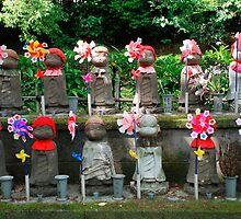 Statues for Unborn Children  by jojobob