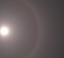 Tennessee Moonbow - Lunar Corona Pt 2 by A Different Eye Photography