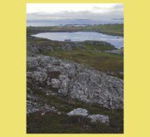 a beautiful Ireland landscape Baby Tee