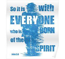 Born of the Spirit Poster
