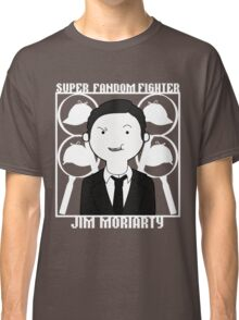 Super Fandom Fighter - Moriarty Classic T-Shirt