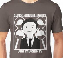 Super Fandom Fighter - Moriarty Unisex T-Shirt