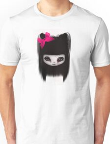 Little Scary Doll Updated Unisex T-Shirt