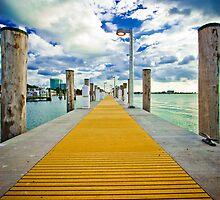 Endless Dock by Eyecbeauty