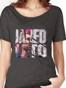 Jared Leto 30 seconds to mars Women's Relaxed Fit T-Shirt