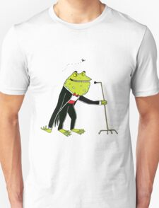Frog Crooner T-Shirt