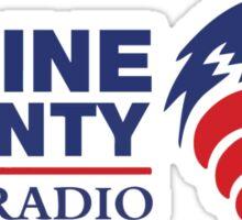 Blaine Country Talk Radio Sticker