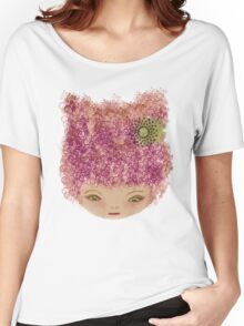 pink doll Women's Relaxed Fit T-Shirt