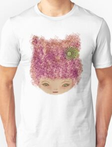 pink doll Unisex T-Shirt