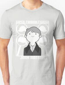 Super Fandom Fighter - Watson T-Shirt