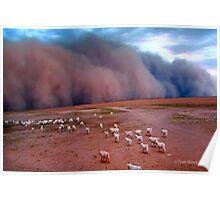 The Sandstorm Poster