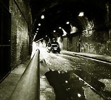 May -atmospheric london by cheburashka