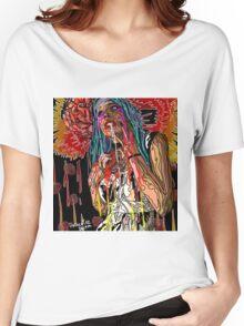LOVE YER BRAIN Women's Relaxed Fit T-Shirt