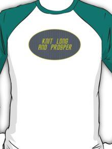 Knit Long and Prosper T-Shirt