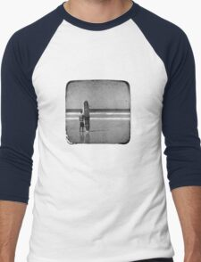 Stand by your Board - Haftone Men's Baseball ¾ T-Shirt