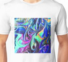 ACID PAINT Unisex T-Shirt