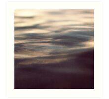 beauty of the ocean Art Print