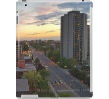 Dixon Rd iPad Case/Skin