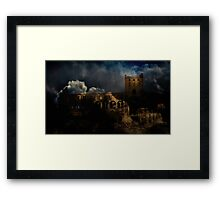 A Belief in your own History Framed Print
