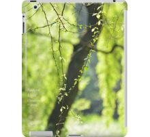 """ The Dreaming Willow "" iPad Case/Skin"