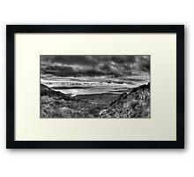 Bantry bay from Sugarloaf Framed Print