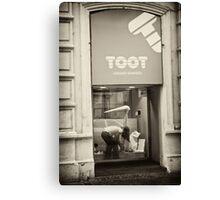 Toot - Argentina Canvas Print