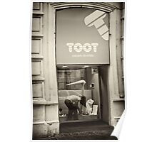 Toot - Argentina Poster