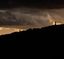 Ramsbottom Silhouettes by DianeRocks