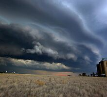 Storm Silo by Anthony Cornelius