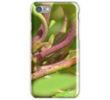 Vibrant Rose Stems iPhone Case/Skin