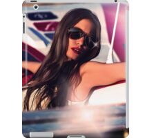 Fashion Airplane Fine Art Print iPad Case/Skin