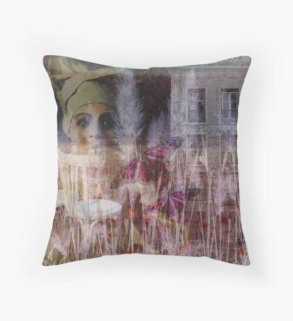 Conjuror of Dreams Throw Pillow