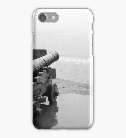 Guns of Porthleven iPhone Case/Skin