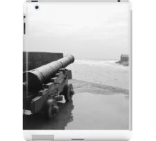Guns of Porthleven iPad Case/Skin