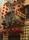 Red Lanterns by Barbara Wyeth