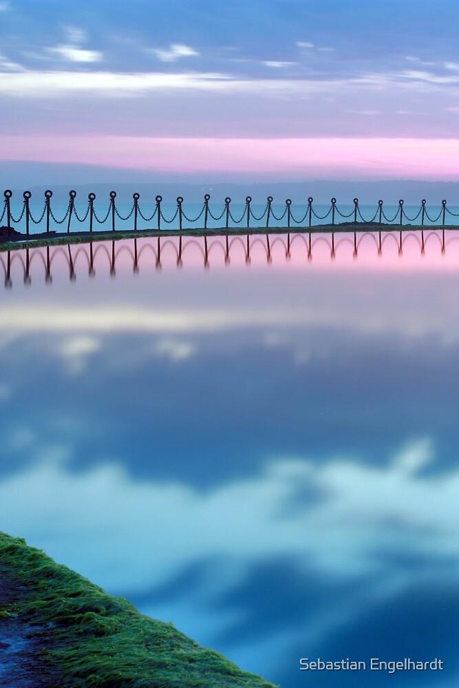 Reflected sky by Sebastian Engelhardt