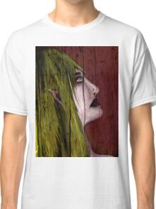 Elf In Wood Classic T-Shirt