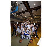 Greshem Gophers - Girls Basketball 3 Poster
