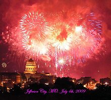 Independence Day - Jefferson City, MO by Brion Marcum