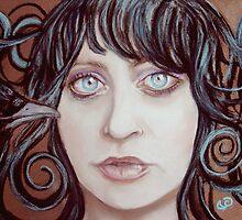 Celtic Raven by MoonSpiral