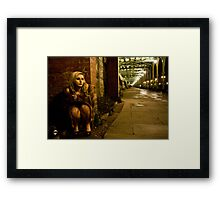 From Russia With Love - The Fear Framed Print