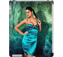 Grunge Fashion Fine Art Print iPad Case/Skin