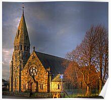 Broxburn Parish Church Poster