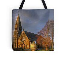 Broxburn Parish Church Tote Bag