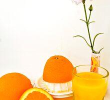 Fresh Orange Juice by bunnij