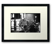 Berlin Night Framed Print