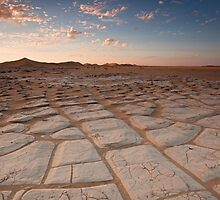 Namibia - Patterns in the Desert by Flemming Bo Jensen